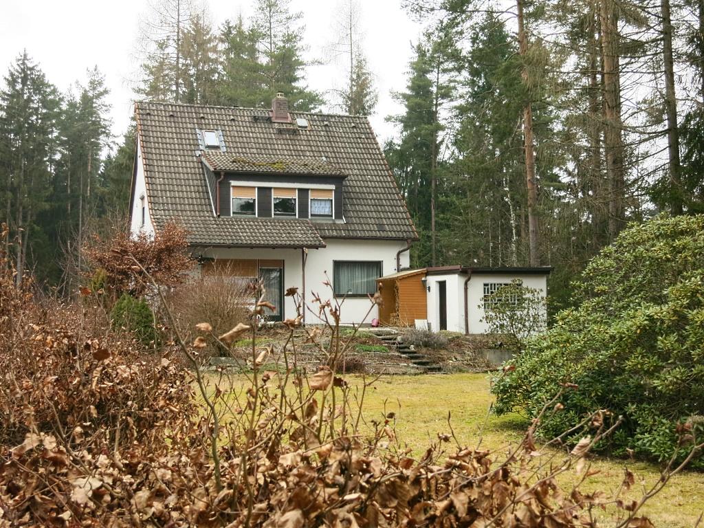 Siedlungshaus Renovieren überschaubares einfamilienhaus siedlungshaus mit großem garten am