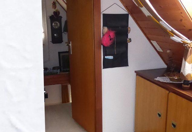 Kleines Zimmer im Spitzboden 2