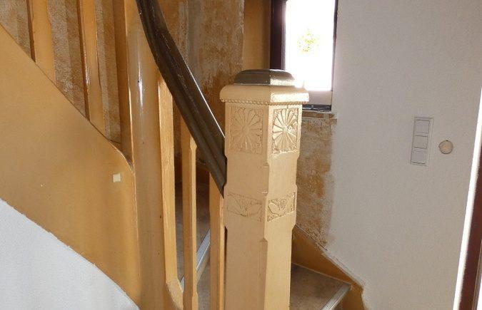 Stilvolles Treppengeländer